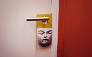 Do not disturb - Hotel Nala Innsbruck