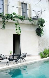 Casa Castello - Am Pool