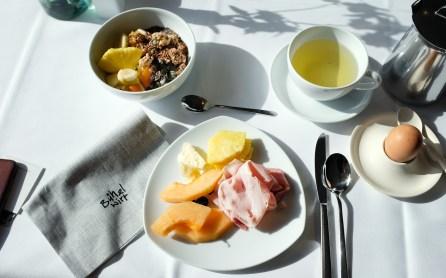 Frühstück beim Bühelwirt
