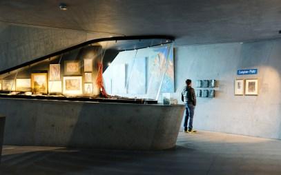 Messer Mountain Museum Corones – Ausstellung