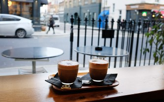 Kioskafe - London Paddington - Monocle Cafe