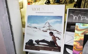 Berge – Das Magnum Archiv im Buchladen des Centre-Culturel-Suisse Paris