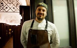 Küchenchef Alexander Robin – Landhauskeller Graz