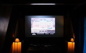 Kleiner Kinosaal im Hotel Regina Bad Gastein