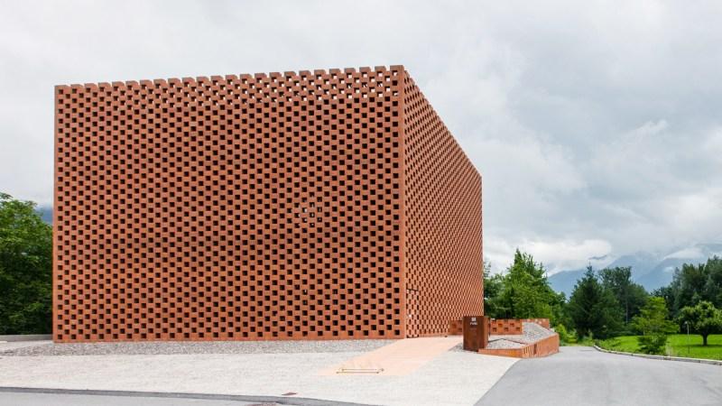 PUNI Whisky Destillerie - Architekt Werner Tscholl