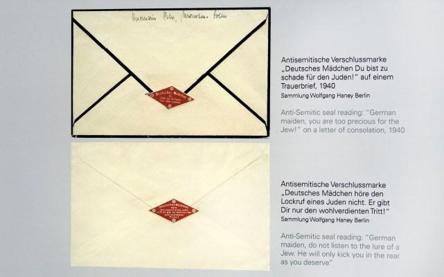 Exponate Schautafel im NS Dokumentationszentrum München