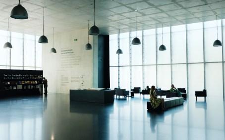 Kunsthaus Bregenz Eingangshalle