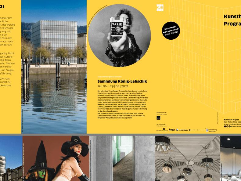 Kunsthaus Bregenz 2021