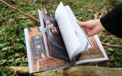 Blick ins Alpen Kochbuch von Meredith Erickson