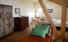 Doppelzimmer im Zirmerhof