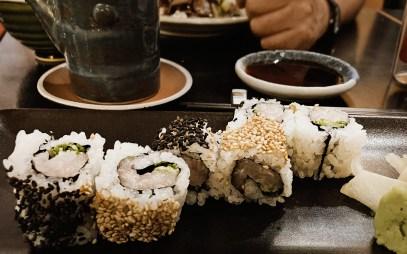 Negi Hotate Maki - Japanisches Restaurant Tokami München