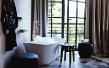 Badewanne Romantik-Suite
