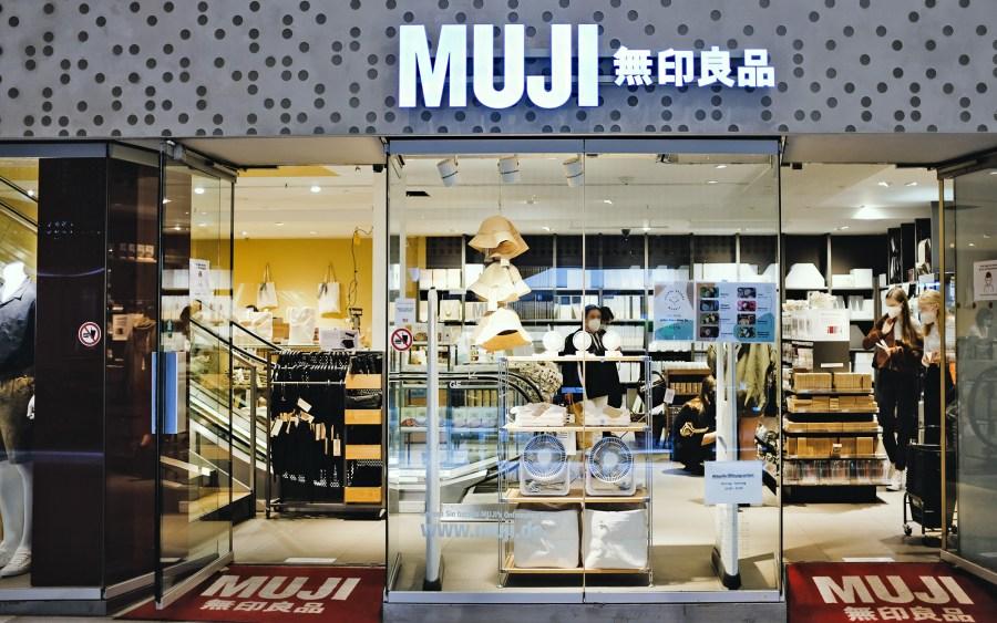Muji-Shop München in den Fünf Höfen