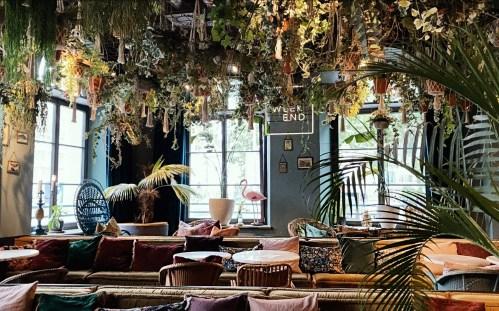 Neni Restaurant 25hours Hotel Royal Bavarian