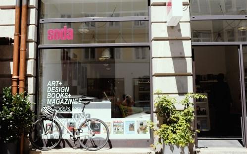 Soda Bookstore Munich