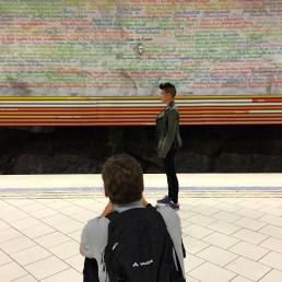 Stockholmer U-Bahn | schokofisch.de
