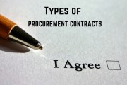 Types of Procurement Contracts