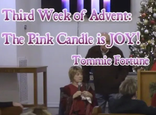 Tommie Fortune Testimony of Joy in the face of Stage 4 Liver Cancer