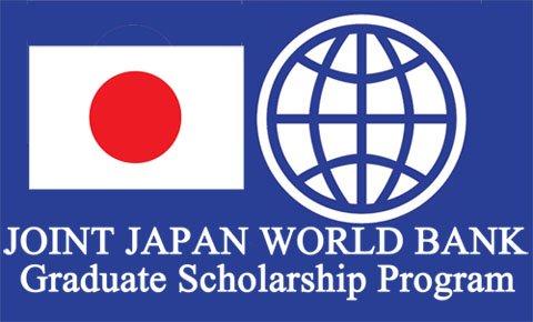 Image result for Joint Japan World Bank Graduate Scholarship Program