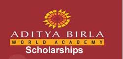 Aditya Birla World Academy Scholarship