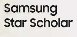 Samsung Star Scholar - Scholarships