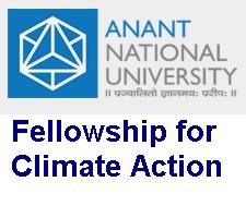 Anant National University - The Fellowship for Climate Action