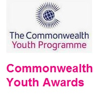 Commonwealth Youth Awards Organised By Commonwealth Youth Programme