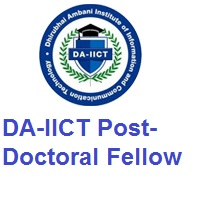 DA-IICT Post-Doctoral Fellow Positions