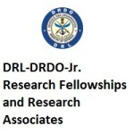 DRL-DRDO-Jr. Research Fellowships and Research Associates