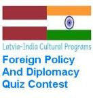 Foreign Policy And Diplomacy Quiz Contest -2020