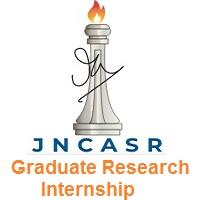 JNCASR-Graduate Research Internship Program