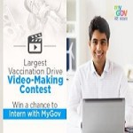 Largest Vaccination Drive Video-Making Contest