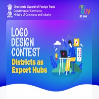 Logo Design Contest Districts As Export Hubs