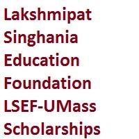 LSEF-UMass Scholarships for Post-Graduate Studies 2020