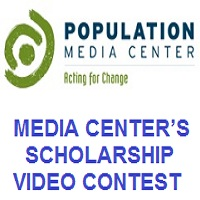 POPULATION MEDIA CENTERS 2021 SCHOLARSHIP VIDEO CONTEST