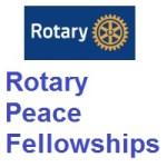 Rotary Peace Fellowships 2022-2023