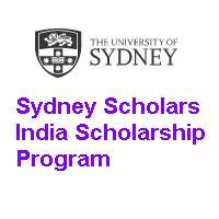 Sydney Scholars India Scholarship Program