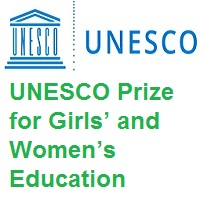 UNESCO Prize for Girls and Womens Education 2021