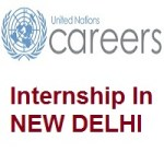 United Nations INTERN - PUBLIC INFORMATION Department of Global Communications In NEW DELHI