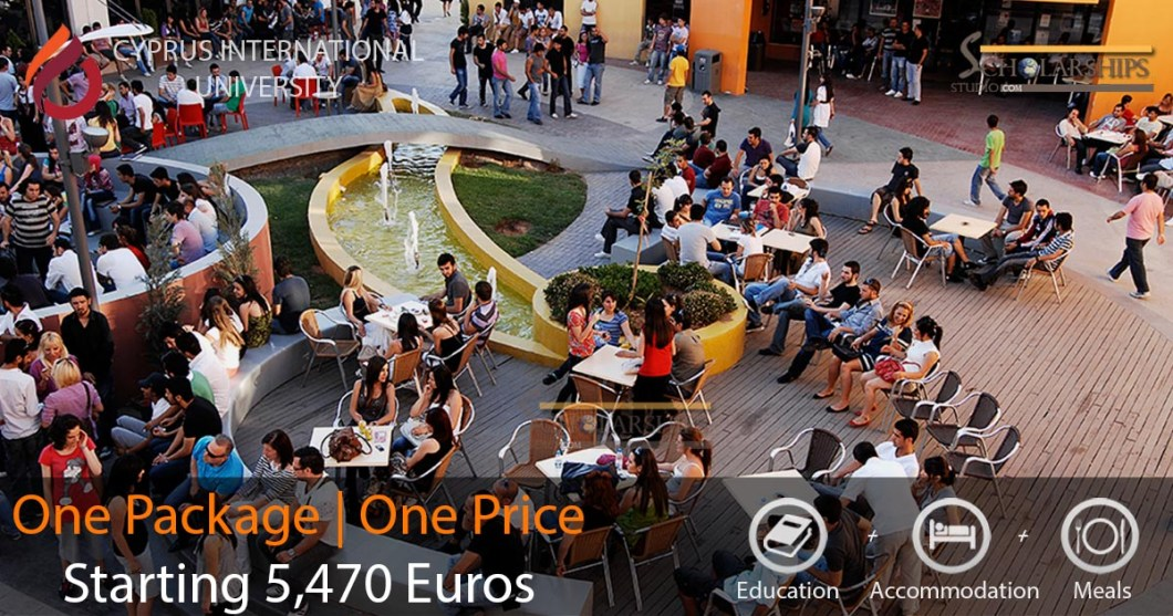 Cyprus International University Packages CIU All Inclusive Offers at 5,470 EUR