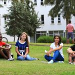 Eastern Mediterranean University students