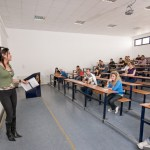 Girne American University lecture