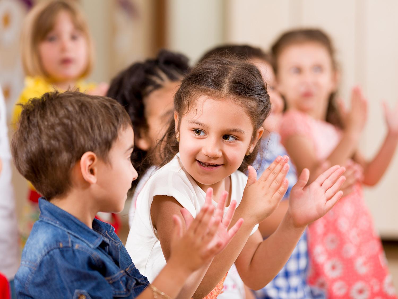 Social Development In 3 5 Year Olds