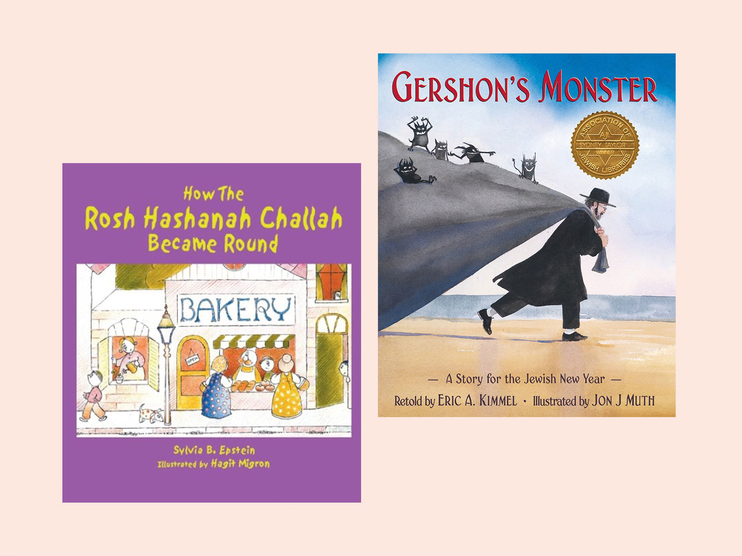 Books About Rosh Hashanah And Yom Kippur For All Ages