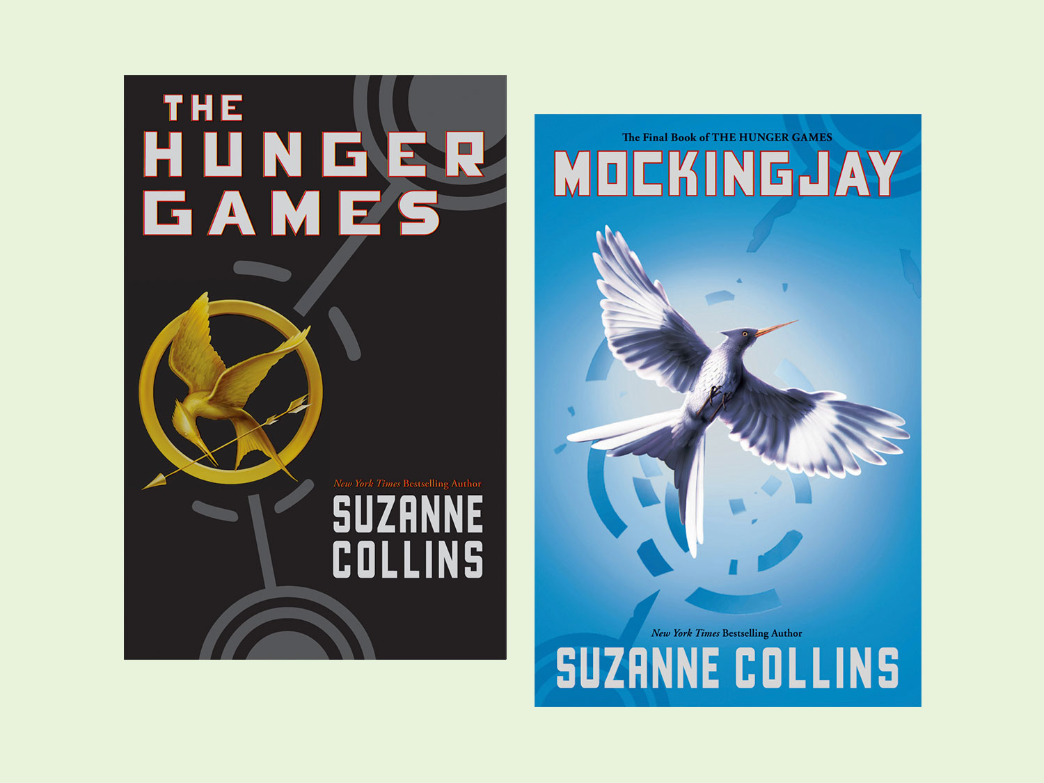 Books In The Hunger Games Trilogy