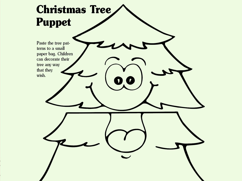 Remarkable Christmas Tree Printable