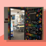 7 Decor Ideas For Your Classroom Door Inspired By Popular Books
