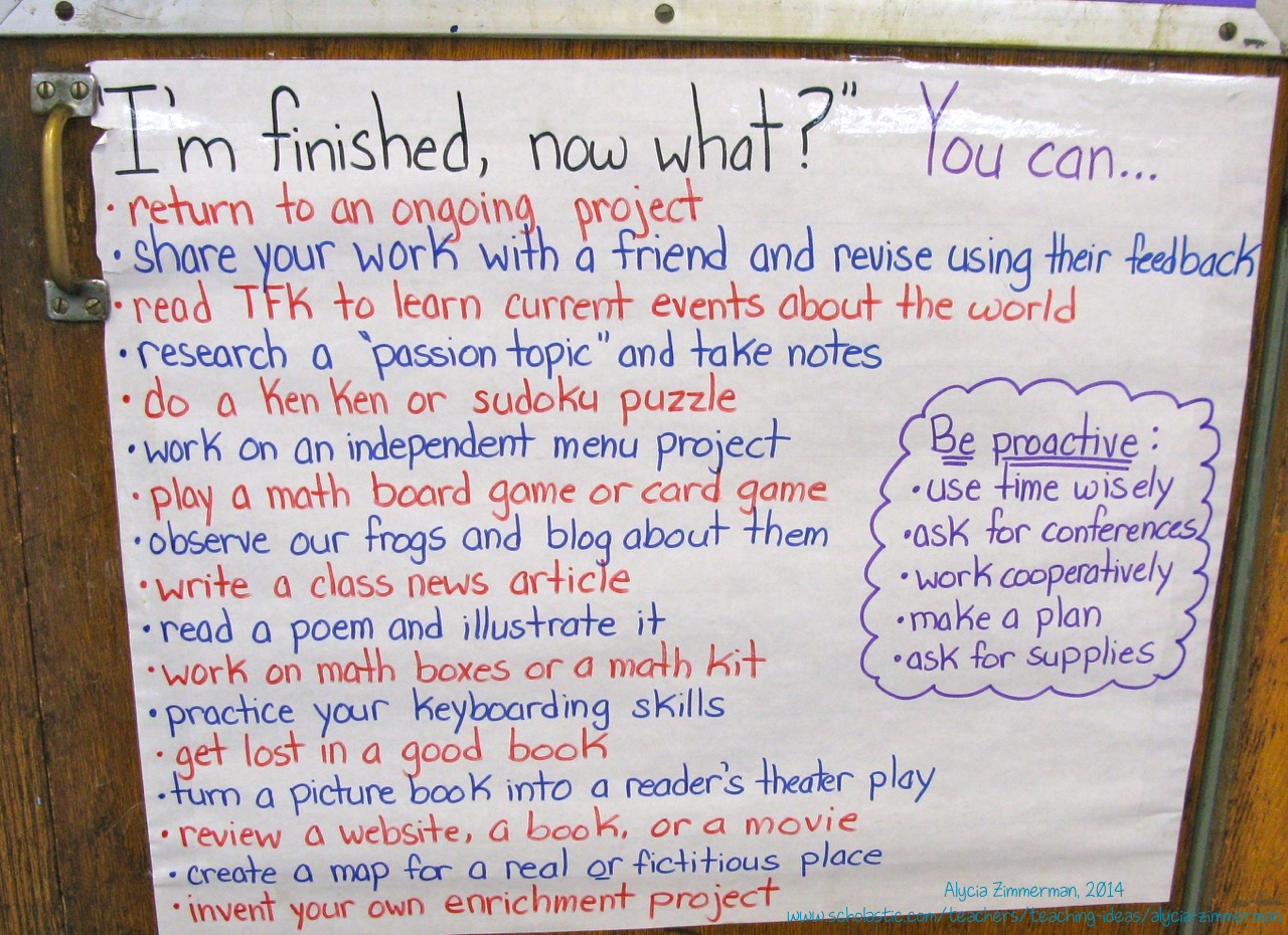New Anchor Charts For A New Year
