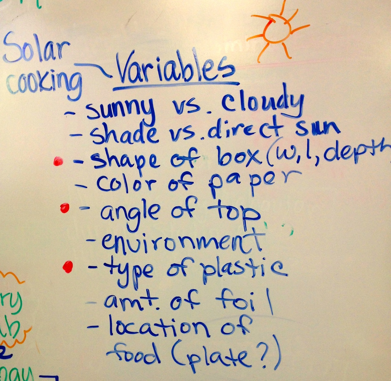 Host A Solar Cookout For Earth Day