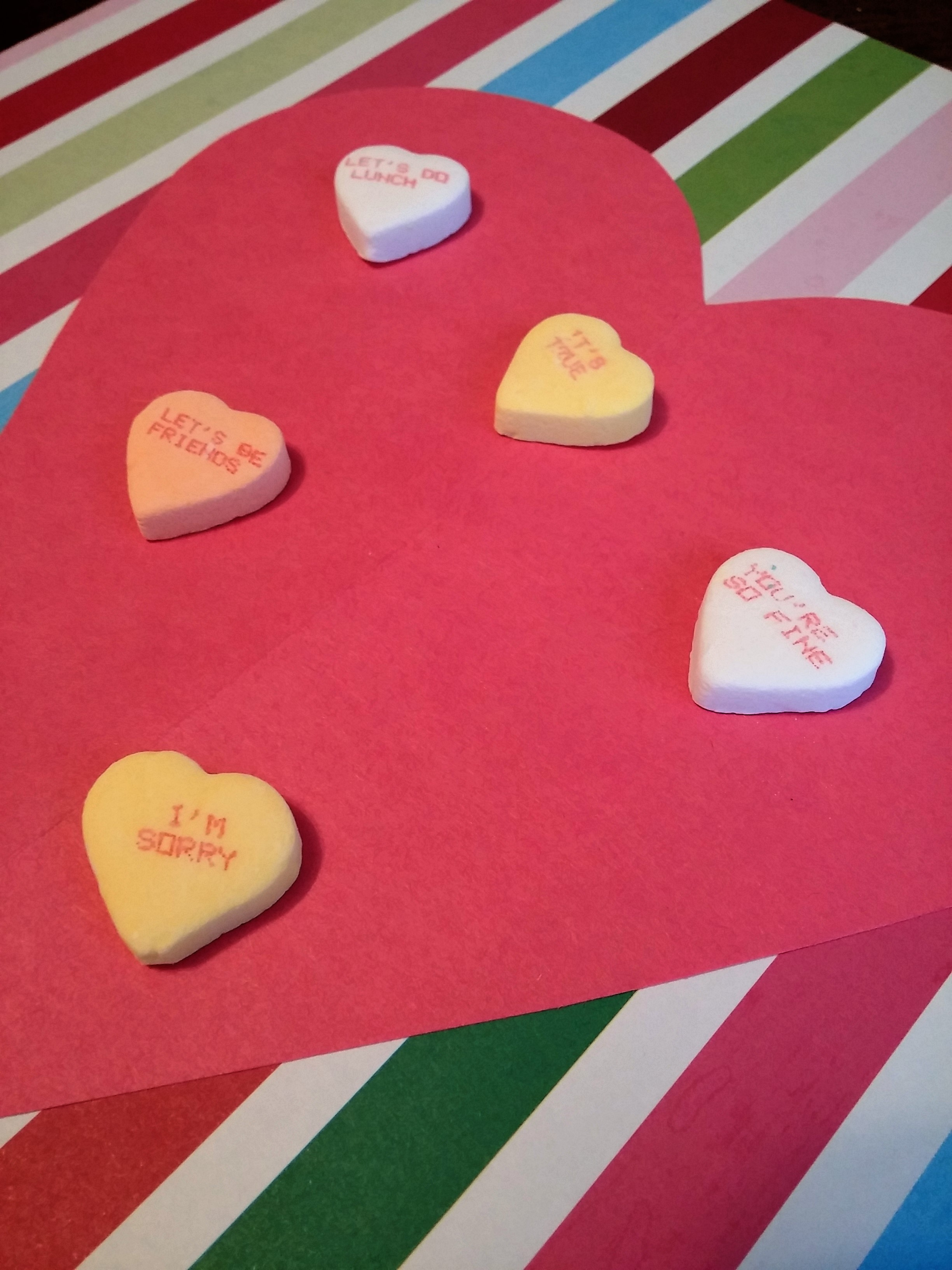 14 Sweet Activities With Candy Hearts